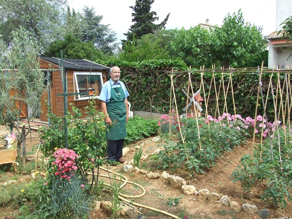 Le travail du sol for Entretien jardin beziers